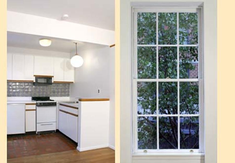 401 east 76th street studio kitchen