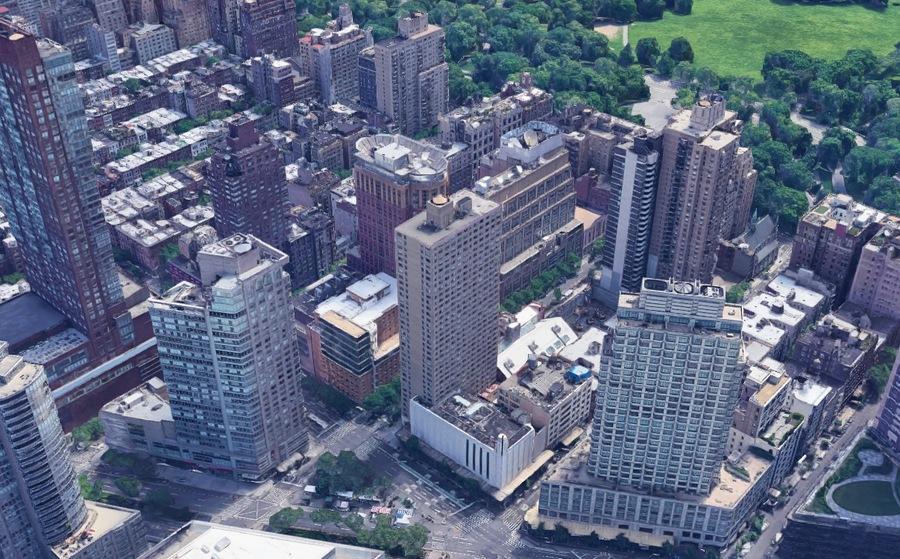 60 west 66th street aerial3