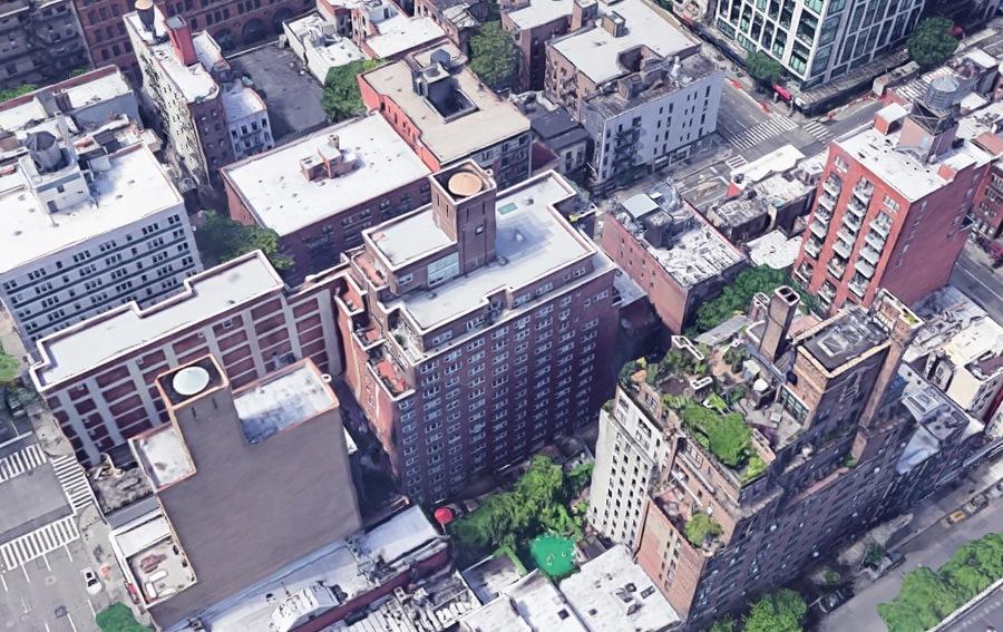 145 east 27th street aerial1