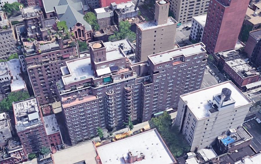 145 east 27th street aerial