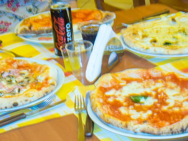 best Naples pizza at Sorbillos