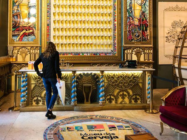 beer museum Lisbon
