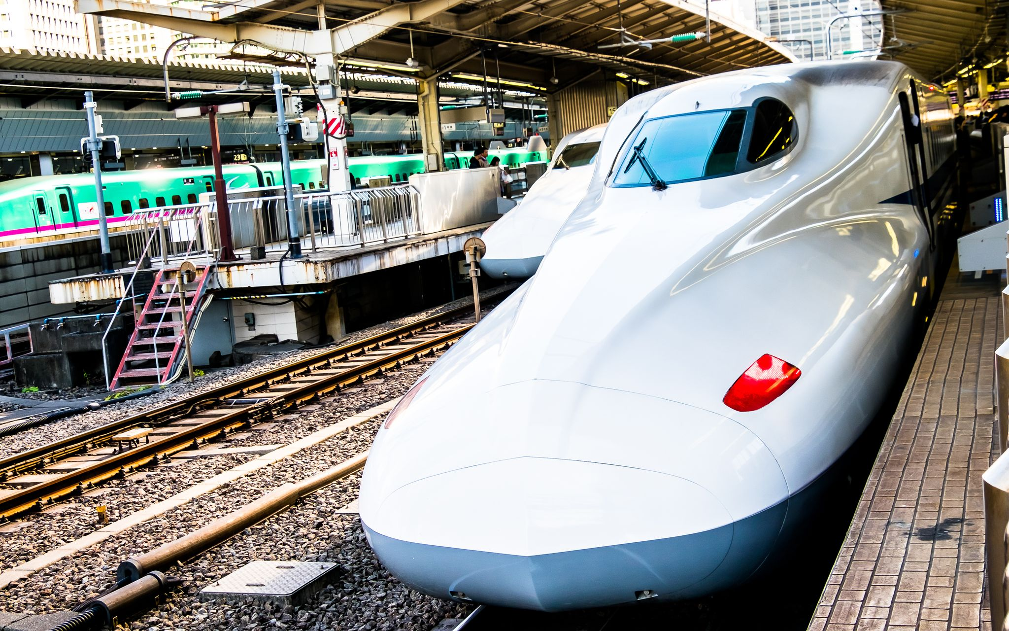Shinkansen, Japan's high speed bullet train