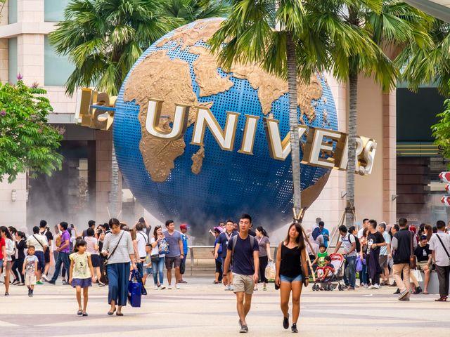 Universal Studios theme park