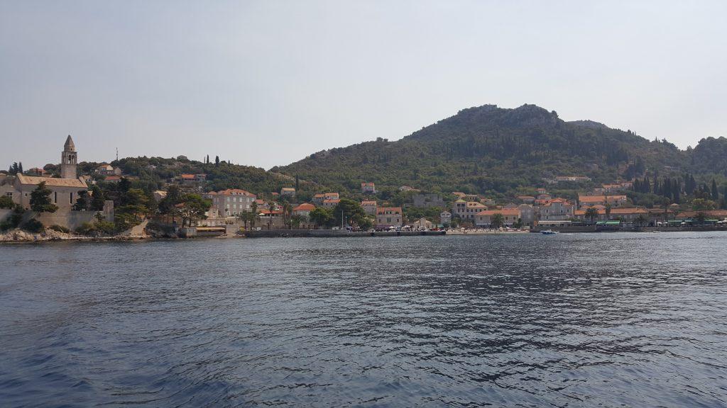 Lopud best island off Dubrovnik