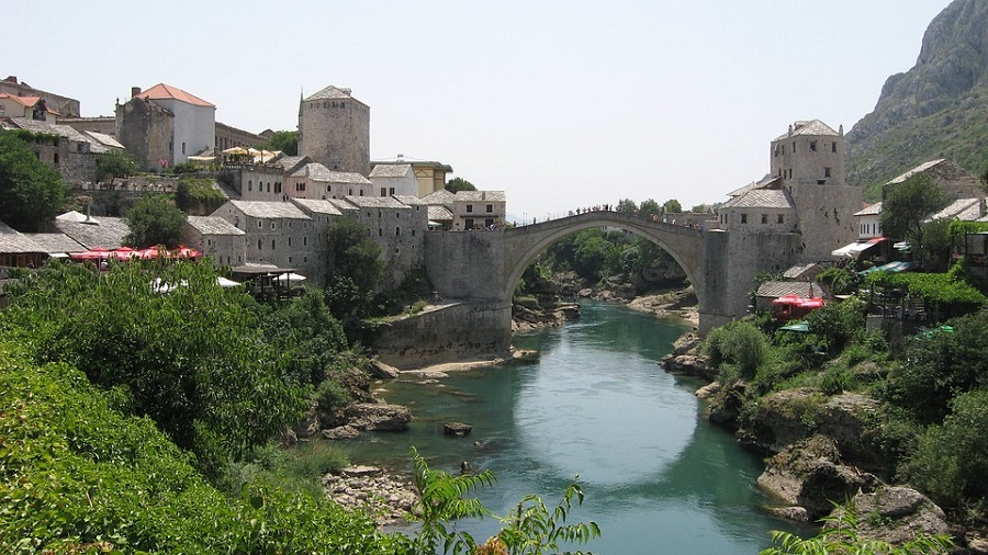 Stari-mostar-bridge-bosnia