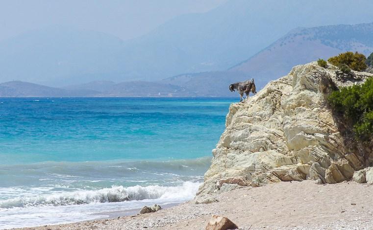 The beautiful untapped beaches of Albania