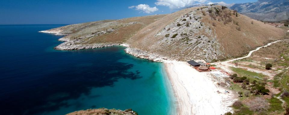 Albania Adriatic coastline
