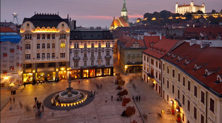 Bratislava Slovakia capital