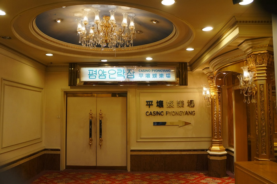 North korea casino culture catching on