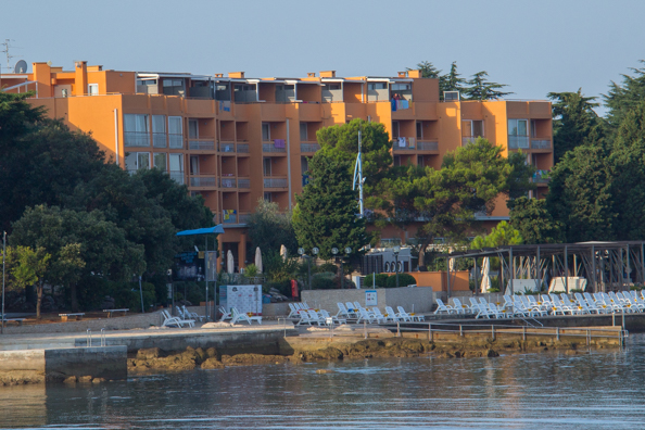 Sol Umag Hotel on the Istrian Coast of Croatia
