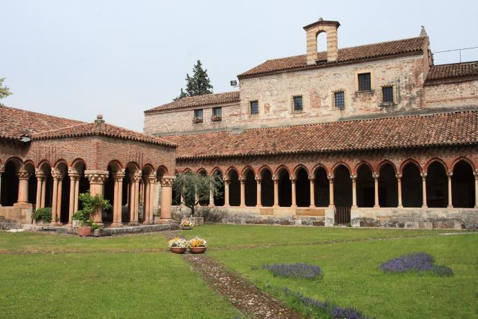 Cloisters of the Cattedrale di Verona