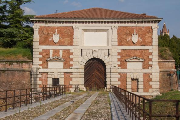 Porta San Zeno in Verona
