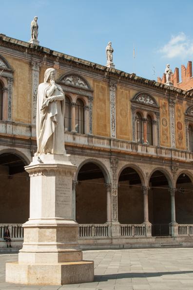 Loggia del Consiglio in Piazza Signori in Verona