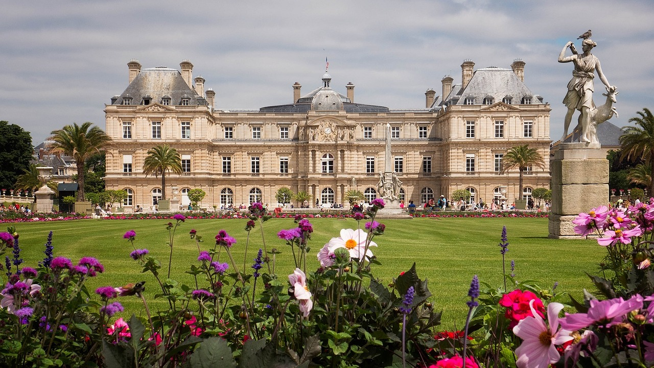 Luxembourg Gardens is one of the top 10 things to do in paris this year