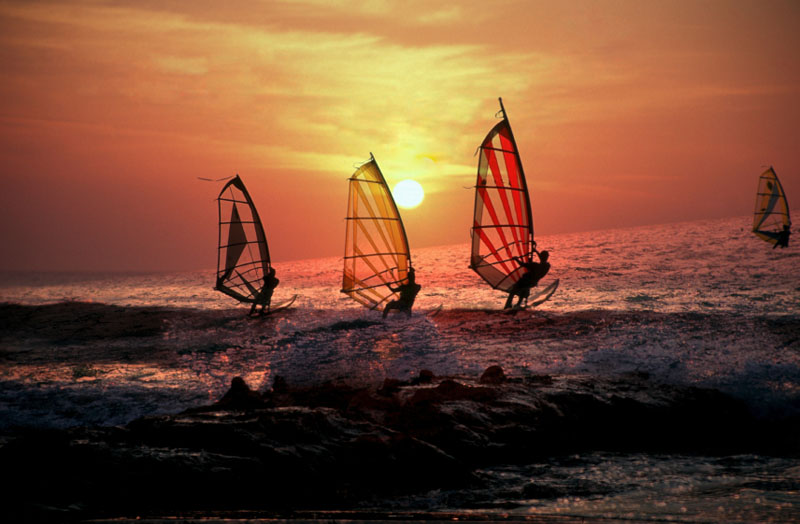best windsurfing locations in the world