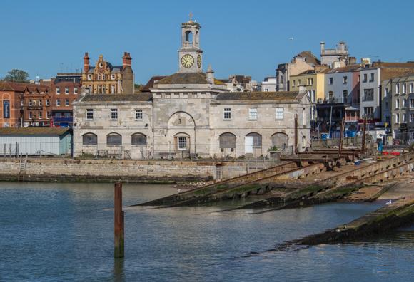 The Maritime Museum in Ramsgate, Kent