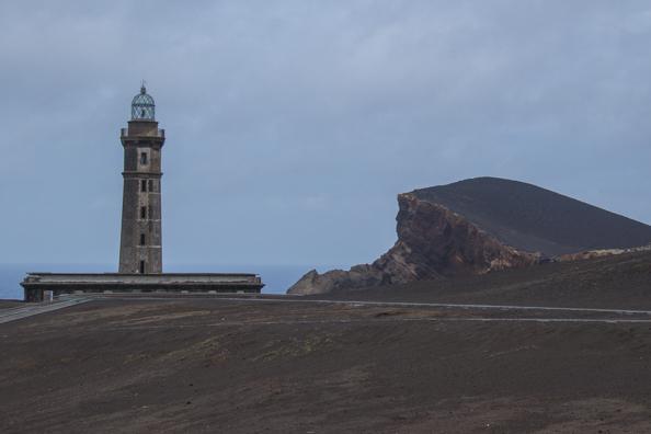 Capelinos Volcano and Interpretation Centre in the Azores