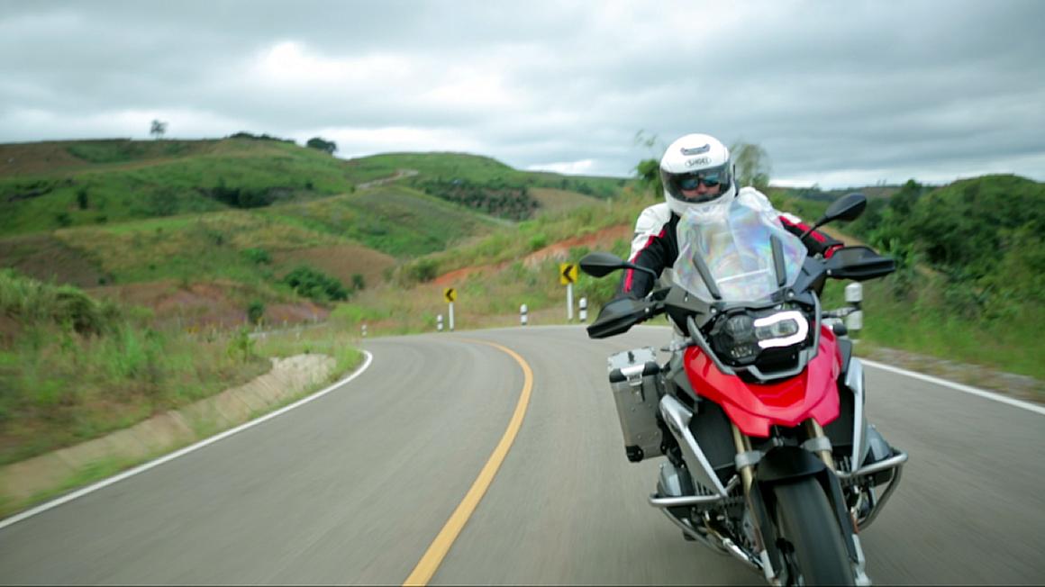 Thailand motorbike trips
