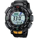 the casio pathfinder, perfect watch for general hiking