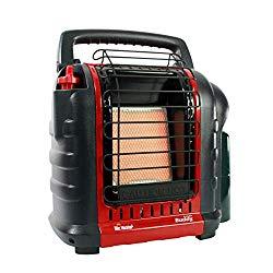best indoor tent heater