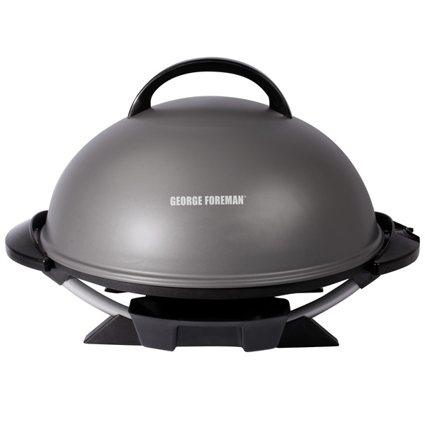 outdoor electric grill by George Foreman