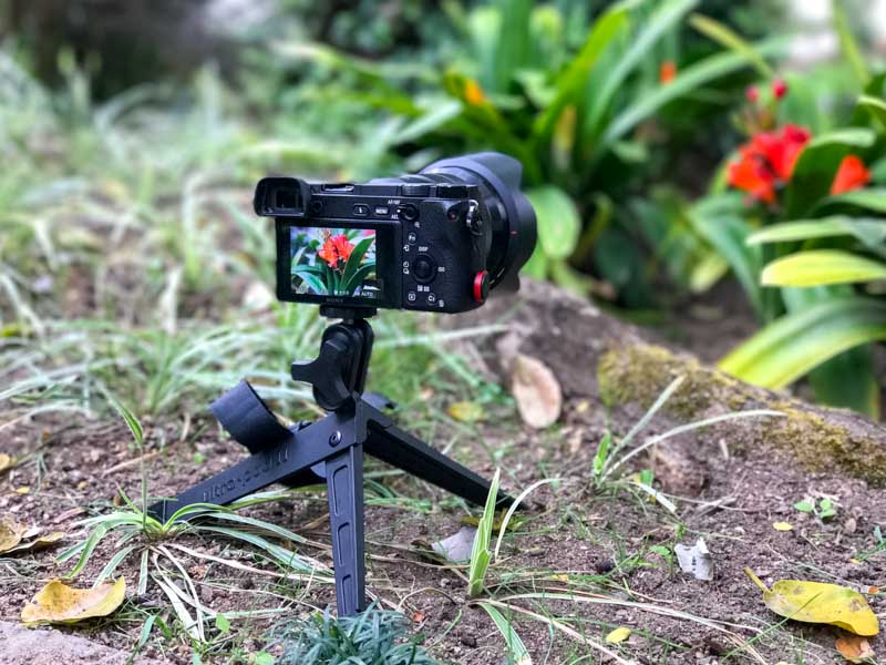 Backpacking tripod - editors choice