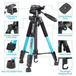 travel tripod ideal for backpacing
