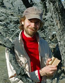 Robert Orpet casual portrait
