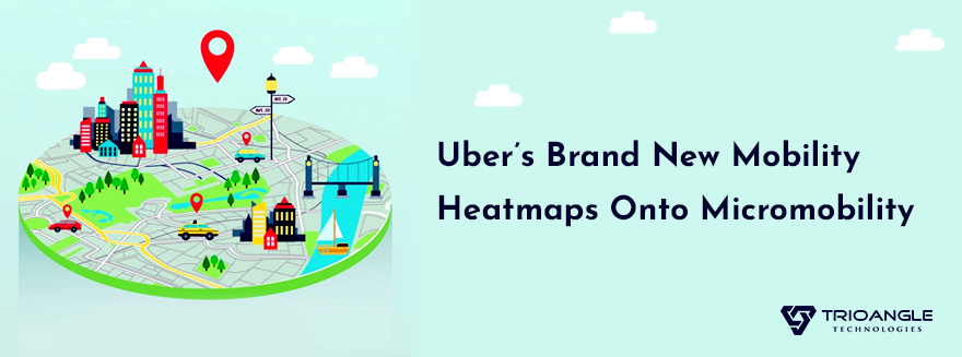 Uber's Brand New Mobility Heat Maps Onto Micro Mobility: