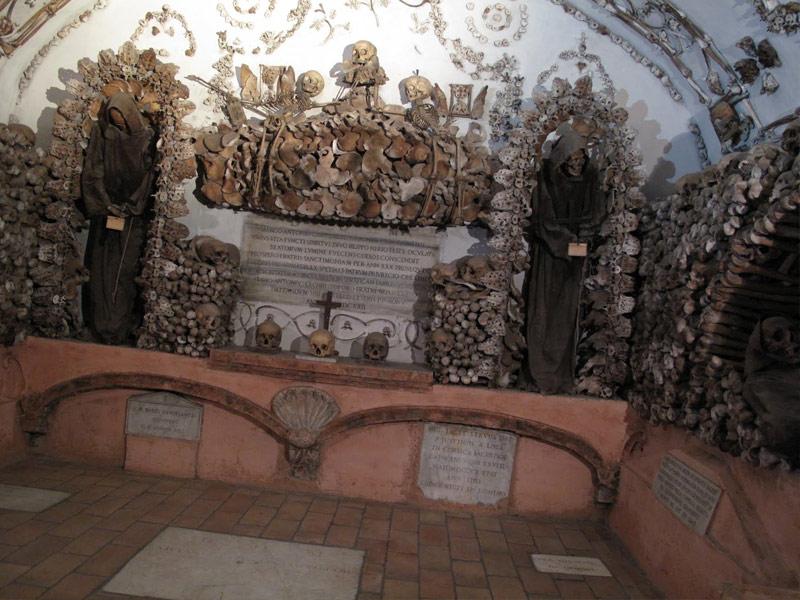 Capuchin Crypt, Rome, Italy