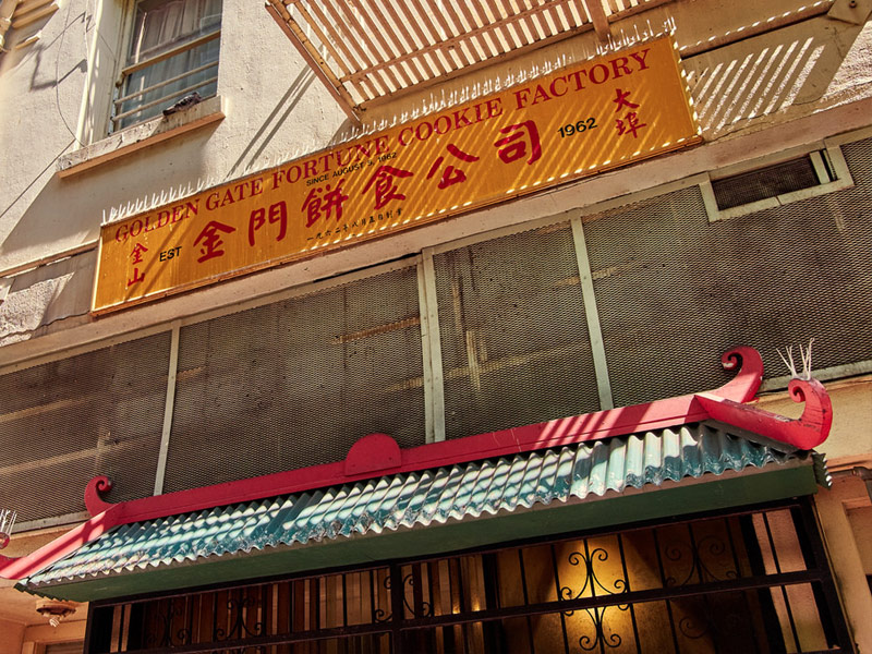 Golden Gate Fortune Factory