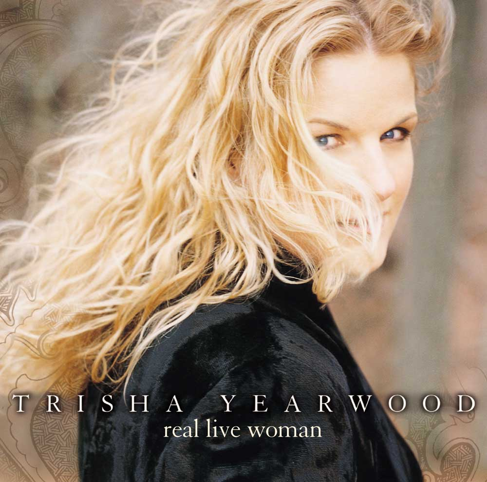 real live woman album