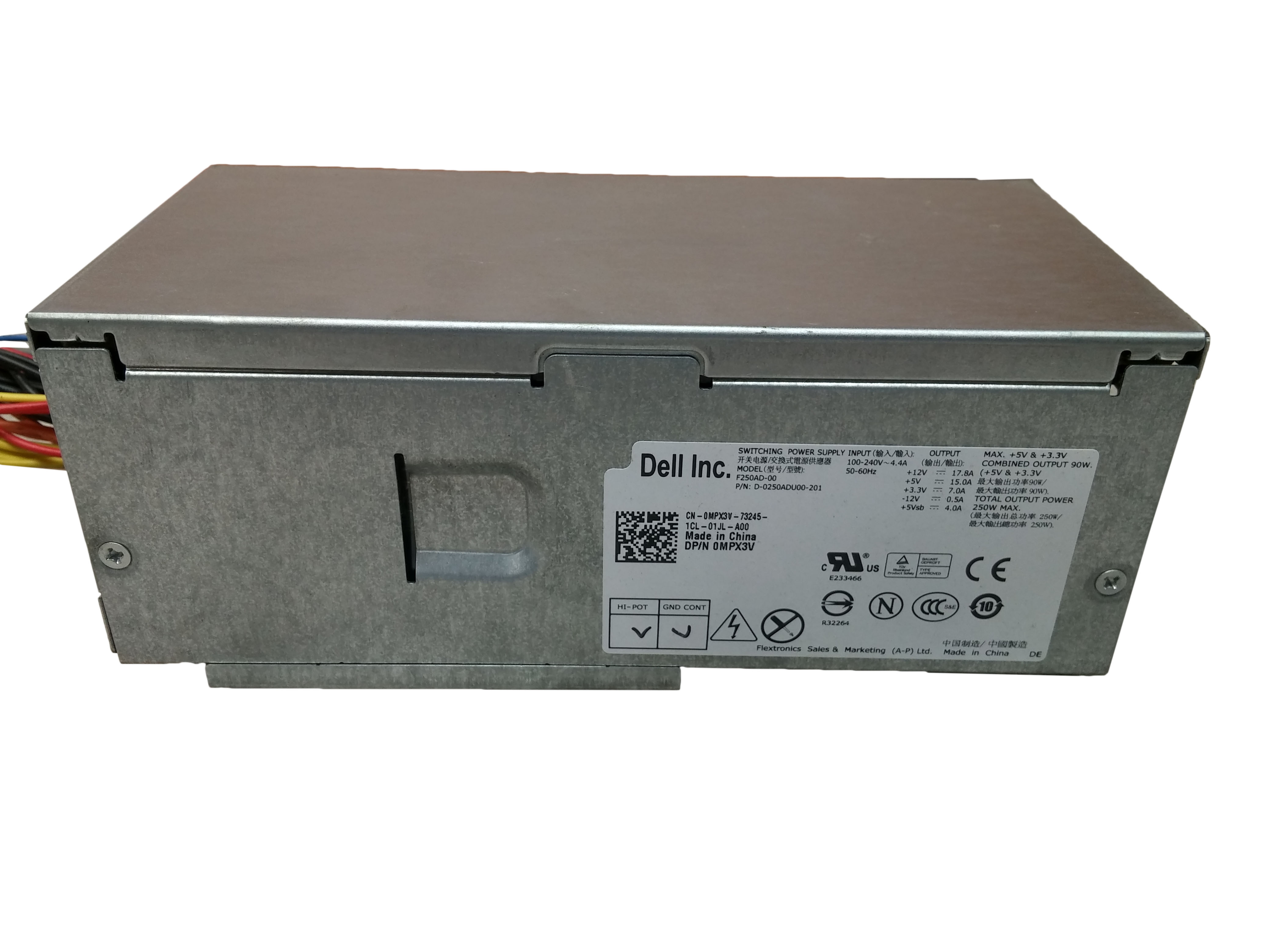 dell mpx3v optiplex 390 250w 24 pin desktop power supply ebay rh ebay com