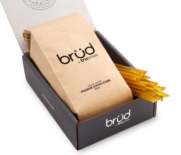 brüd performance coffee