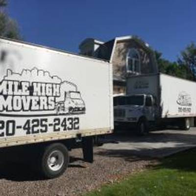 Mile high movers
