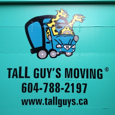 Tall guys moving