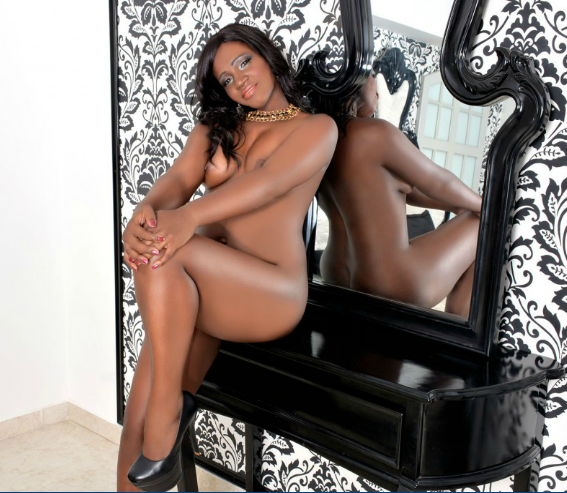 Ebony erotic picture