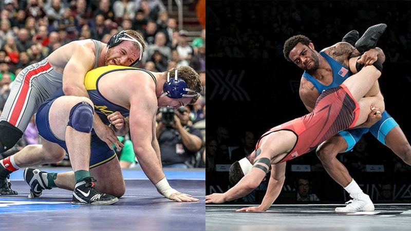 Nick Corey: Assessing the folkstyle versus freestyle debate