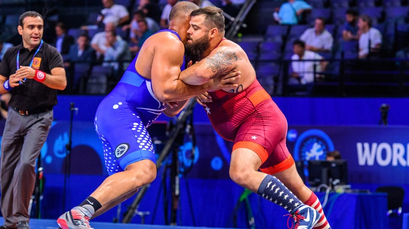 Day 2 World recap: USA Greco evaluating breakdowns in Paris