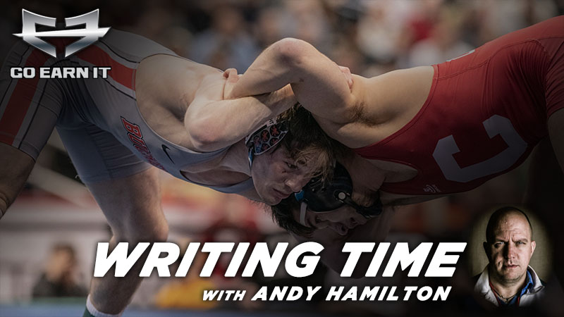 Writing Time: How would college wrestling look without stall ...