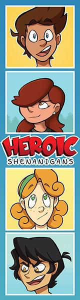 Heroic Shenanigans