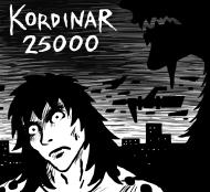 Kordinar 25000