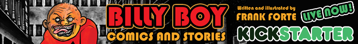 Billy Boy Kickstarter