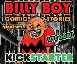 Billy Boy Kickstarter