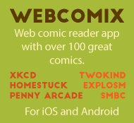 WebcomiX - Web comic reader for iOS and Android.