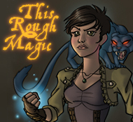 This Rough Magic - A Fantasy Adventure About the Perils of Family