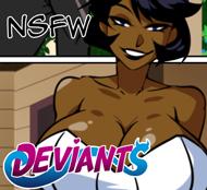 [Sexyverse Comics] Deviants - Updates Mondays