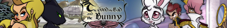 The Good The Bad And The Bunny Webcomic