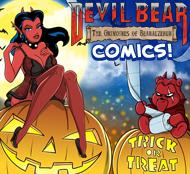 Devilbear Comics